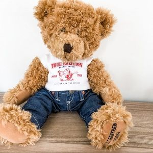 Collectable True Religion for Holt Renfrew Teddy